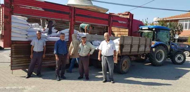 Bayramiç Ziraat Odası çiftçinin yanında