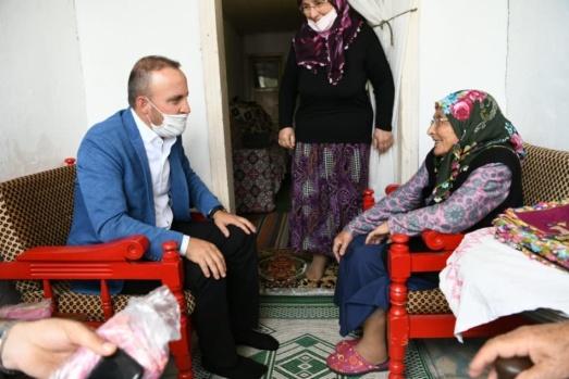 Turan'dan ziyaretler