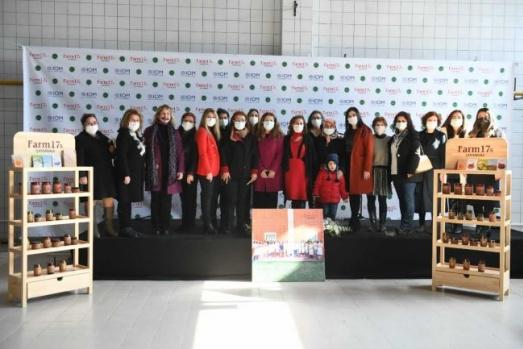"""""""Farm17s Çanakkale"""" lansman tanıtımı yapıldı"""
