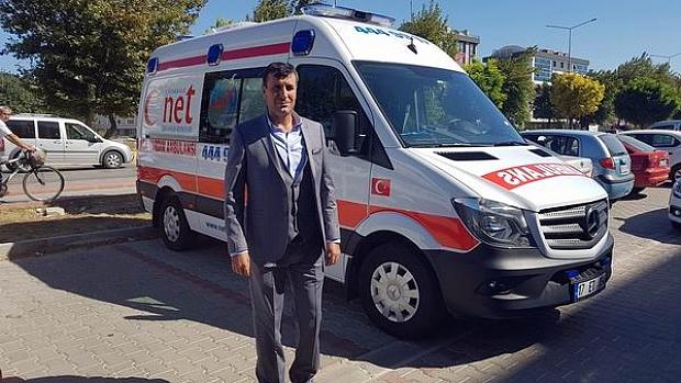 Çanakkale'nin artık özel ambulans firması var