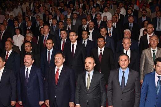 """Eroğlu: """"Hedefimiz küresel güç olmak"""""""