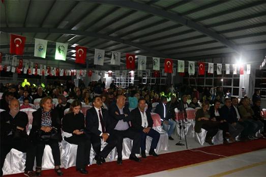 Kepez'de Cumhuriyet konseri