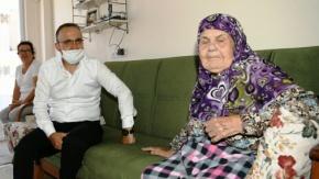 Turan'ın Çan ziyaretleri
