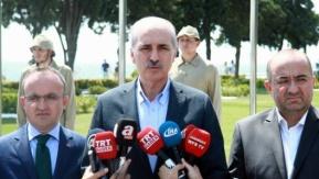 """Kurtulmuş; """"CHP milletten açıkça özür dilemelidir"""""""