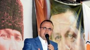 AK Parti Grup Başkanvekili Turan'dan CHP'ye tepki