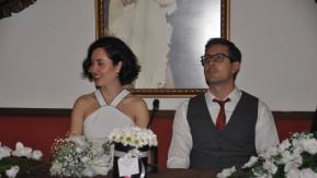 Ayla ve Can çiftinin mutlu günü