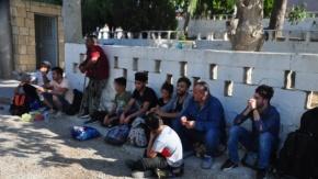 Çanakkalede 36 kaçak yakalandı