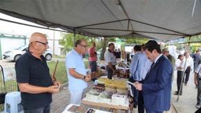 Yenice'nin yerel ürünleri görücüye çıktı