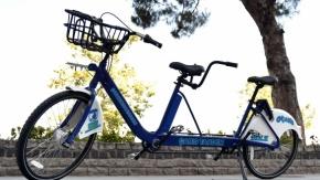 Tandem bisikletler Çanakkale'de