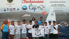 Barbarossa Cup Sona erdi