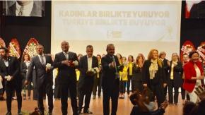 AK Parti'de kongre coşkusu