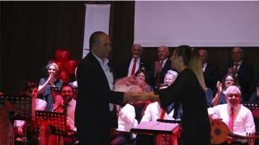 Kepez'de 'Sevgililer Günü' konseri