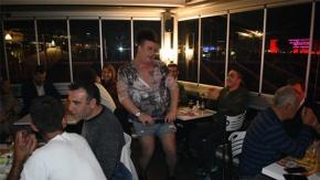 Efil Kafe Bar'da Muzo Rüzgarı