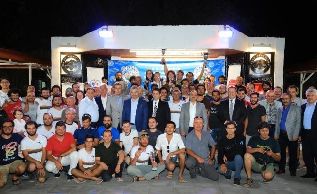 Ali Dağı Yamaç Paraşütü Şampiyonası ödül töreniyle sona erdi