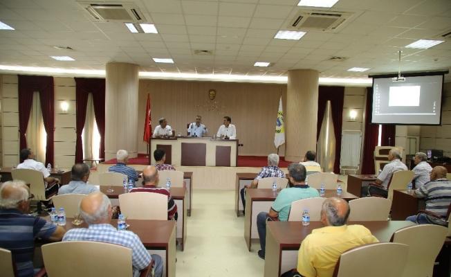 Başkan Çelikcan'dan DOP  kesintisi açıklaması