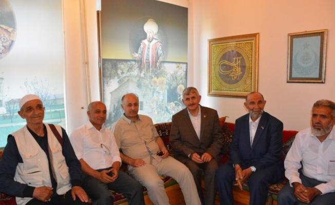 Erzurum- Balkan hattında kardeşlik gezisi