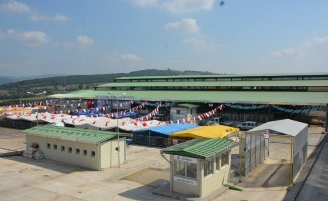 İzmit'te kurbanlıklar 16 Ağustos'ta pazara inecek