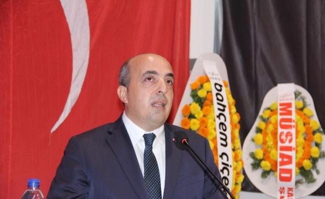 MHP İl Başkanı Maşalacı güven tazeledi
