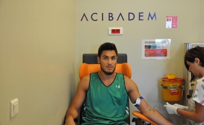 Muhammed Mustafa Baygül sağlık kontrolünden geçti
