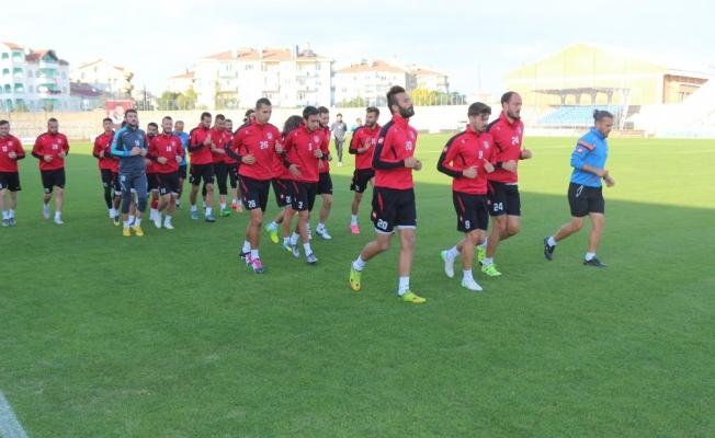 Niğde Belediyespor 2. etap kampında 4 hazırlık maçı yapacak