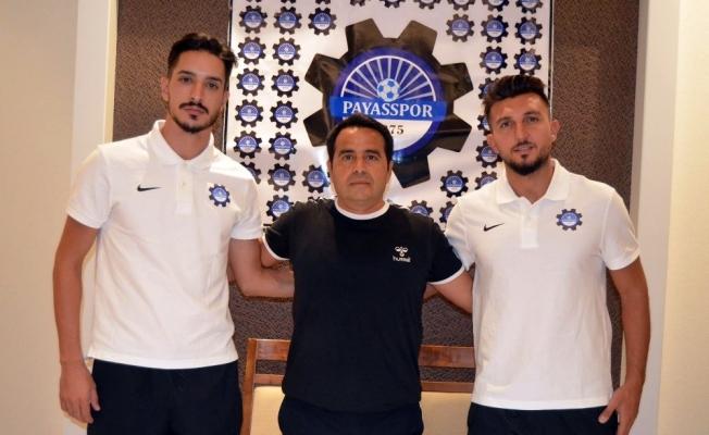 Payaspor'dan iki transfer