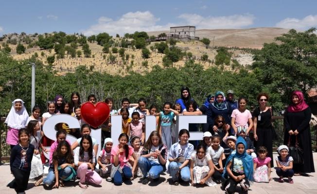 """Selçuklu'nun """"Şehrimi Tanıyorum"""" projesinde 80 bin kişiye ulaşıldı"""