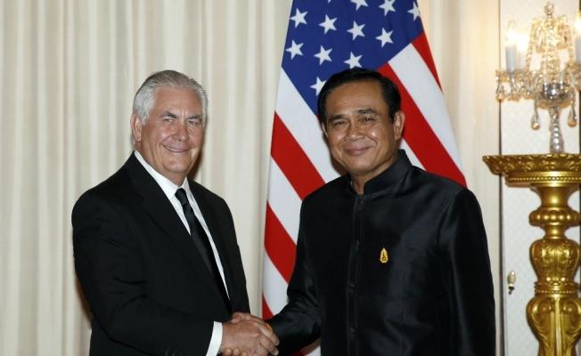 ABD, Dışişleri Bakanı Taylanda'da