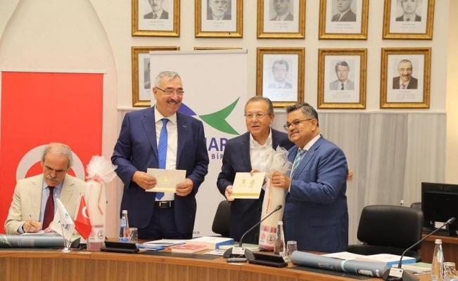 Başkan Yağcı, Marmara Belediyeler Birliği Toplantısına katıldı