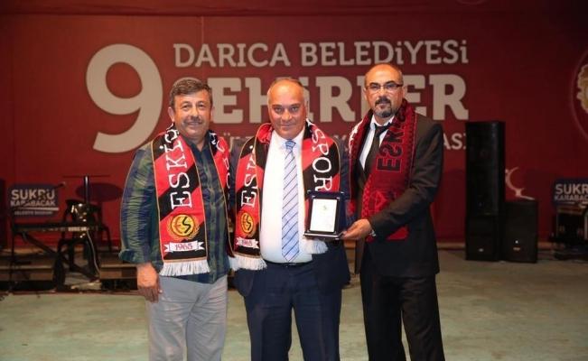 Darıca'da 'Eskişehirliler Şenliği' düzenlendi