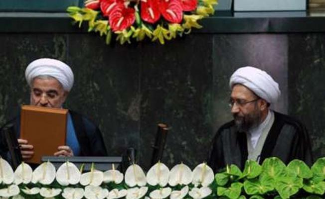 İran Cumhurbaşkanı Ruhani yemin etti