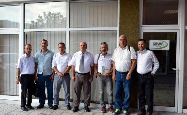 TÜDAM Sırbistan ve Makedonya'da