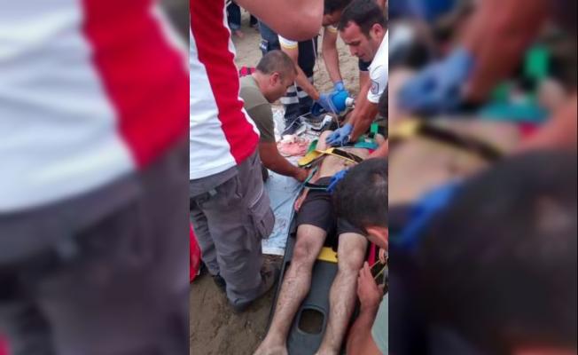 Yunanistan'a kaçarken boğulan kişi, Nusaybin Adliyesi'nde yazı işleri müdürü çıktı