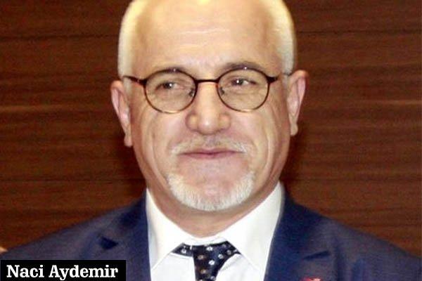 ATİK Çanakkale Başkanı Naci Aydemir
