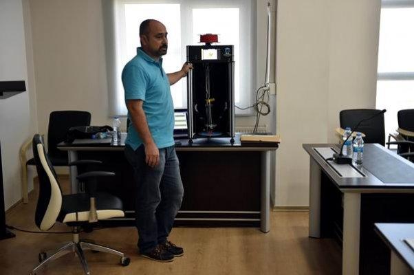Belediyeden Liselere 3D Yazıcı…