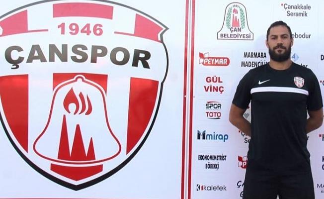 Mehmet Aksel Karadağ Çanspor'da