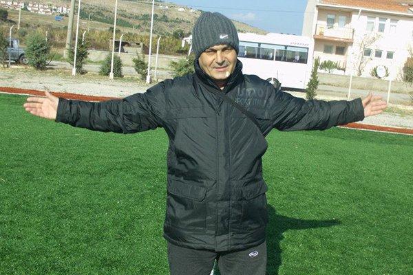 Arslancaspor'da Özkan görevde