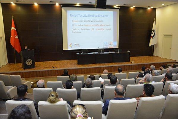 ÇTSO'da mesleki yeterlilik belgesi toplantısı