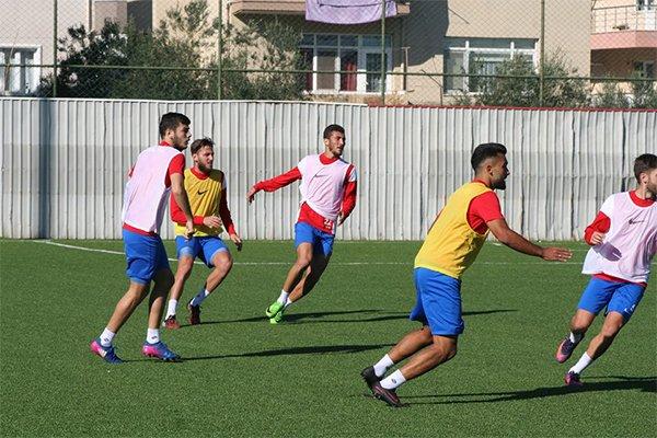 Dardanelspor maç saatini bekliyor