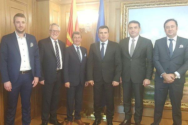 Doğanlar Yatırım Holding'ten Balkan çıkarması