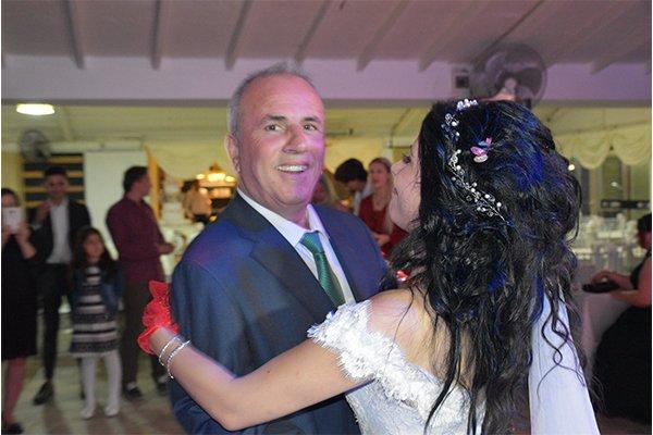 Gürsel Özden Kızını Evlendirdi
