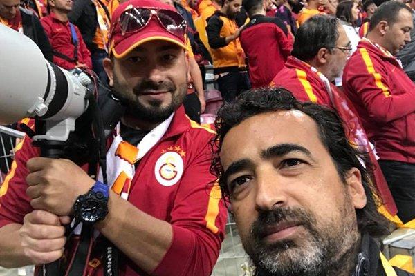 Hızlı Berber Derbi Maç İçin İstanbul'daydı