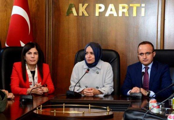 """Kaya; """"Sizlerle birlikte Türkiye'yi geleceğe taşıyacağız"""""""