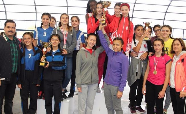 Kros Yarışmaları yapıldı