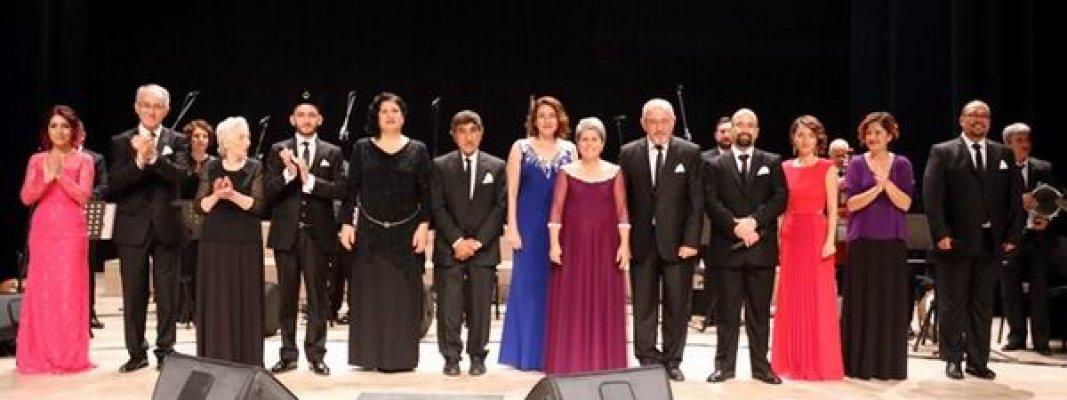 Atatürk, Biga'da sevdiği şarkılarla anıldı