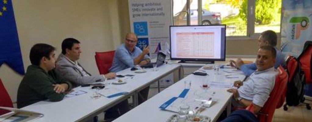 ÇTSO Güney Marmara'da Avrupa İşletmeler Ağı kuruyor