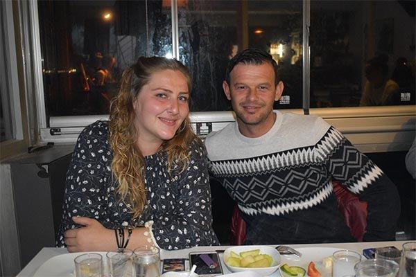 Emel&Ahmet Çifti Evlilik Yıldönümlerini Kutladı
