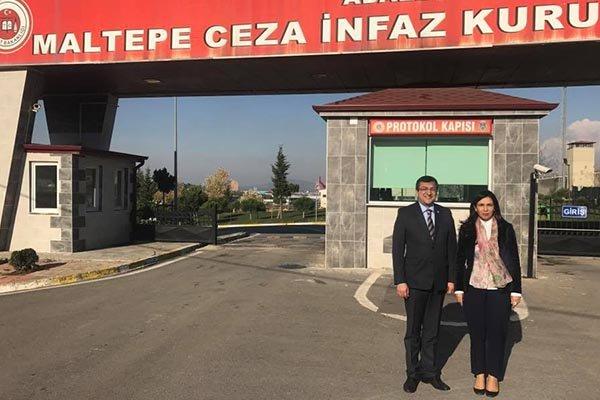 """""""Enis Berberoğlu aramıza döneceği günü bekliyor"""""""
