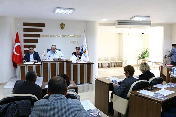 Kepez Belediye Meclisi'nde bütçe onaylandı
