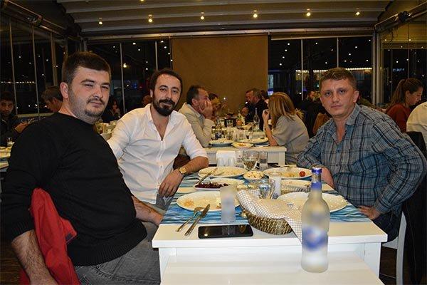 Şayka'da Sosyalleştiler