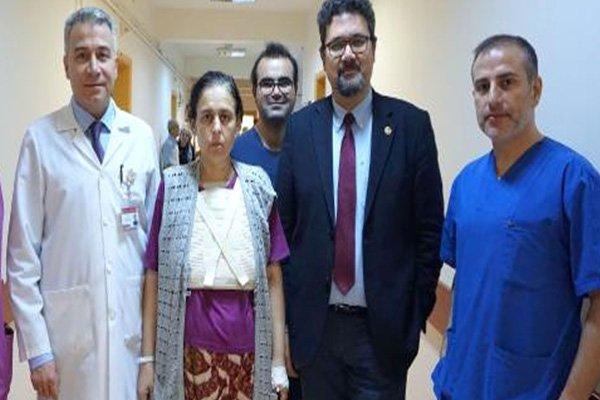 Altı ayrı kalp cerrahisi işlemi aynı ameliyatta uygulandı